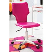 Jules Junior Desk Chair Pink Desk Chairs