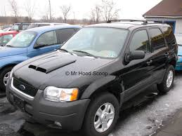 Ford Escape Roof Rack - ford escape hood scoop hs002 by mrhoodscoop