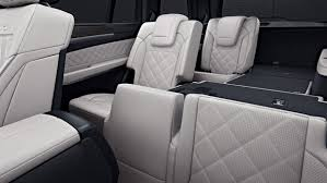 how many seats does a how many seats does the mercedes gls