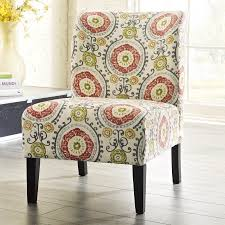 Floral Accent Chair Signature Design By Honnally Floral Accent Chair Walmart