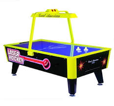 used coin operated air hockey table air hockey for sale used www arcadespecialties com pinterest