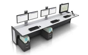 simple control room furniture also home decoration for interior