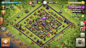 clash of lights update clash of clans 9 256 19 unlimited mod hack apk on hax