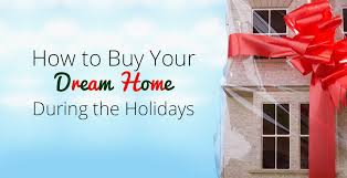 your dream home how to buy your dream home during the holidays new jersey