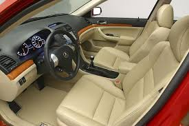 Acura Tsx 2006 Interior Milano Red With Parchment Interior What Do U Guys Think