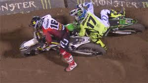 monster energy motocross gloves zach osborne moves joey savatgy to win 250 east title 2017