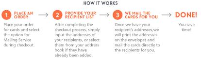 custom invitation and card mailing service inviteshop