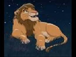 lion king iii scene fake