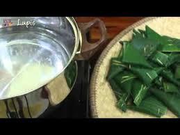 resep lopis cara merebus lupis 10 goreng rebus panggang