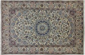 Silk Area Rugs New 6 5 X 9 8 Authentic Nain Wool Silk Area Rug