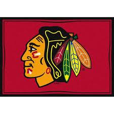 Nhl Area Rugs Chicago Blackhawks Area Rug Nhl Blackhawks Area Rugs