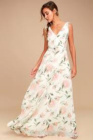 floral maxi dress gorgeous white maxi dress floral maxi dress plunging maxi