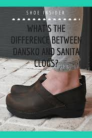dansko s boots the comfort shoe insider dansko vs sanita what s the difference