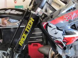 rear shock repair tech help race shop motocross forums