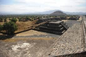 Teotihuacan Map Teotihuacan Utzonphotos Com