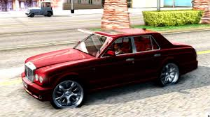 bentley arnage r 2005 bentley arnage r 16 new cars vehicles 6 to gta san