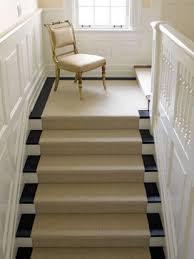 sisal rug runners with non slip backing sisal stair runner for