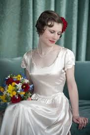 vintage wedding dresses ottawa vintage 1940s chiffon dress 40s wedding dress by concettascloset
