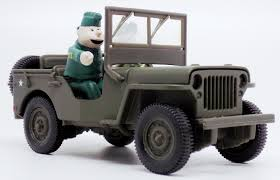toys and stuff u0027gate u0027 beetle bailey jeep
