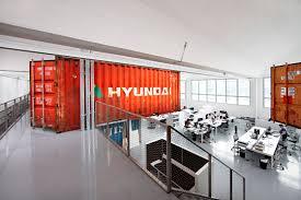 bureau container bureaux équipés de containers d expéditionmaison container