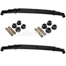 club car precedent golf cart heavy duty rear leaf springs kit ebay