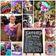ideas for baby s birthday san diego hr baby girl s birthday party ideas