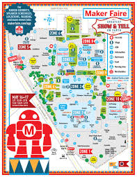 Arduino Map Come See Us At The 10th Annual Maker Faire Bay Area 2015 Cool