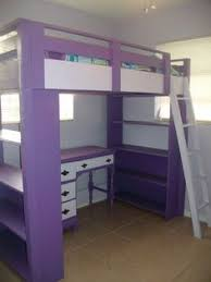 Loft Bed Plans Free Online by 50 Clever Diy Storage Ideas To Organize Kids U0027 Rooms Lofts Xmas