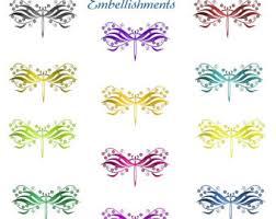 clip art banner scroll embellishments transparent png files