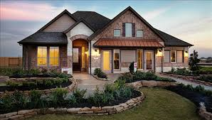 Twilight House Floor Plan Pine Creek At Canyon Lakes West Cypress Tx New Homes In