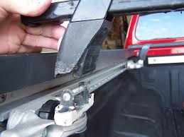 nissan titan bed rack found a retro fit thule rack as bed rack nissan frontier forum