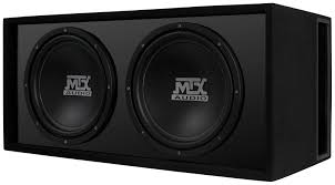 use car subwoofer in home theater rtl12x2d dual 12