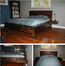 Build Your Own Bed Frame Plans How To Build Your Own Bed Frame 21 Diy Bed Frame Projects Sleep In