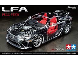 lexus lfa model car tamiya 1 24 lexus lfa view limited edition model kit 24325