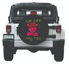 back of a jeep order from american series tire covers