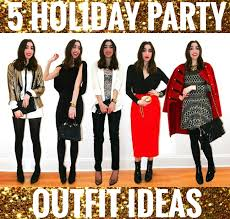 sorelle in style 5 holiday party ideas