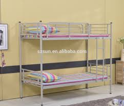 bedroom white safety metal kids double deck bed buy kids double