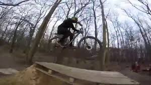 faygate over the fence mountain bike dirt jumps youtube