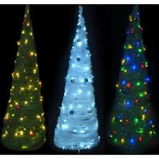 tree spiral popp trees decorating with
