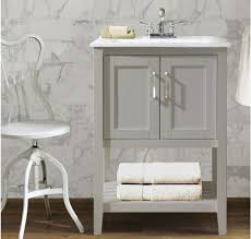 Powder Bathroom Vanities Madisenne Cabinets To Go Possibility For Powder Room Master With