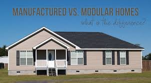 what are modular homes manufactured vs modular homes what is the difference
