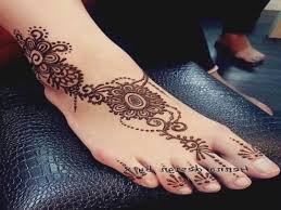 elegant form about henna tattoo designs foot aygulum gallery