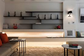 Wall Shelves Design Cube Wall by Living Room Creative Wall Shelves In Cube Style Black Sectional
