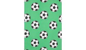 football wrapping paper football curtains home garden george