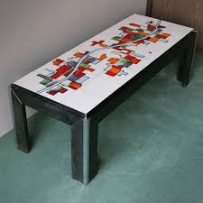 ceramic tile table top ceramic tile top coffee table for adri belgique