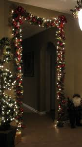 christmas decoration ideas for apartments curtain rod christmas decor christmas pinterest christmas