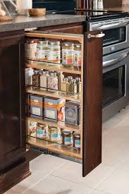 pull out cabinets kitchen pantry pull out cabinets 6 base pullout cabinet aristokraft cabinetry vin
