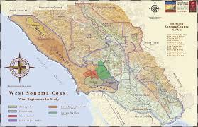 Oregon Winery Map by Red Car Wine U0026 The West Sonoma Coast T Edward Wines
