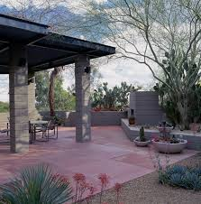 House Patio Concrete Patios 12 Great Designs And Ideas