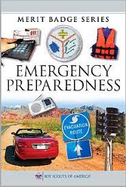 emergency preparedness merit badge 2009 2012